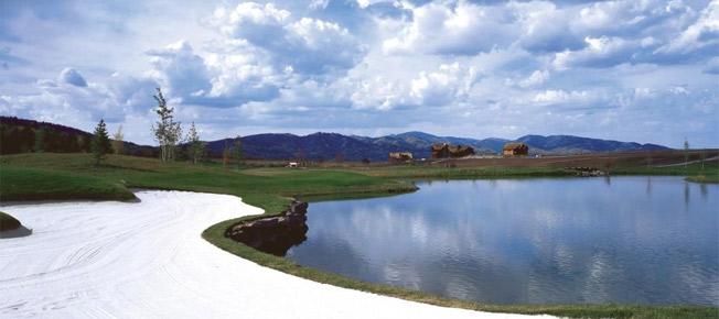 Jackson Hole And Teton Valley Golf Resort Communities
