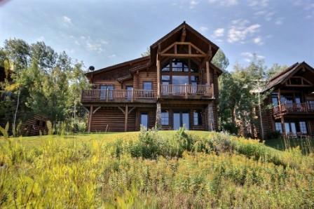 Palisades cabin at teton springs all season resort realty for Teton cabin rentals